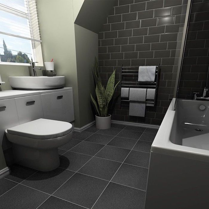It Is Important For You Mostly Especially Since You Will Be The One Who Is Going To Be Enjoying Bathroom Design Small Bathroom Layout Modern Bathroom Design Green grey bathroom design ideas