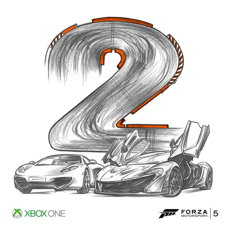 #2 days until #XboxOne.  #Forza5