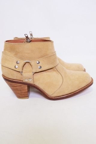 Suede Friend of Mine Boots
