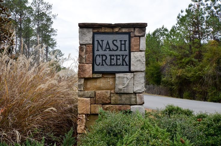 3906 Nash Creek Drive - Nash Creek S/D. Beautiful 3+ acre lot WITHIN AUBURN CITY LIMITS! This is a gorgeous lot, well suited for basement home or slab foundation, just waiting for your build! Very peaceful and pristine setting, yet just minutes from I-85 access and fabulous shopping and dining in Tiger Town! Now offered at $150,000.