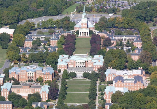 Wake Forest University, Winston-Salem, North Carolina