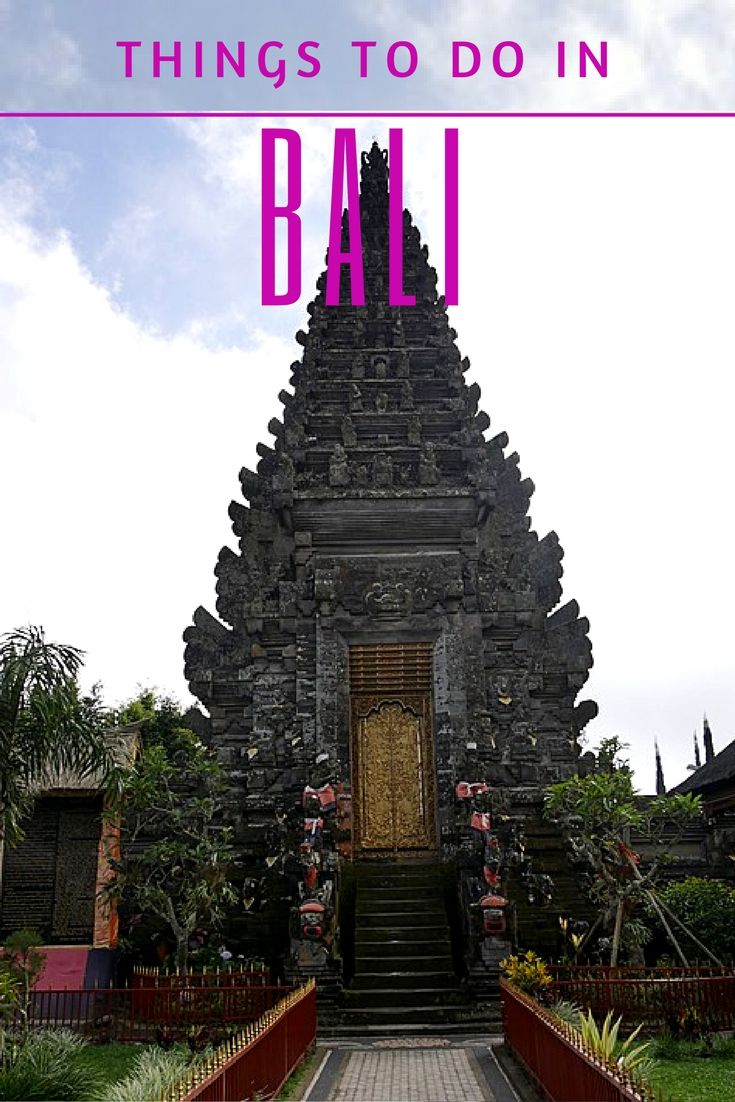 Beautiful pictures of gods and their temple - Reasons Why Bali Is On Top Of Our Bucket List