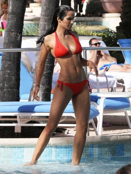 Padma Lakshmi   Padma's Sexy Ass   Bikinis, Bikini photos ...