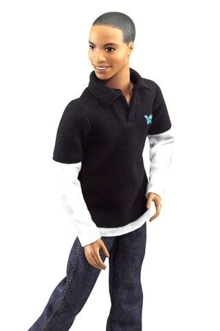 Black Ken Doll Darren Barbie So In Style Pinterest