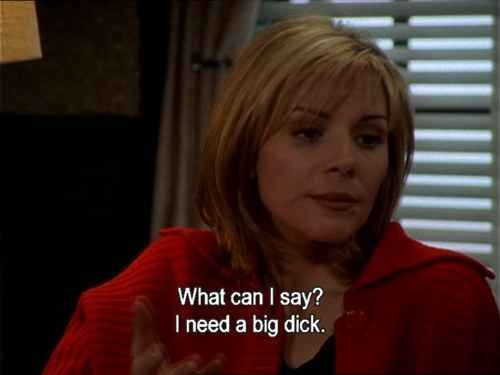 17 Times Samantha Jones Proved Being Single Rules