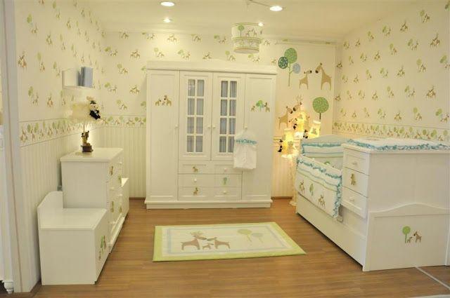 Şahane Fikir: Bebek Odası Hangi Renk Olmalı?