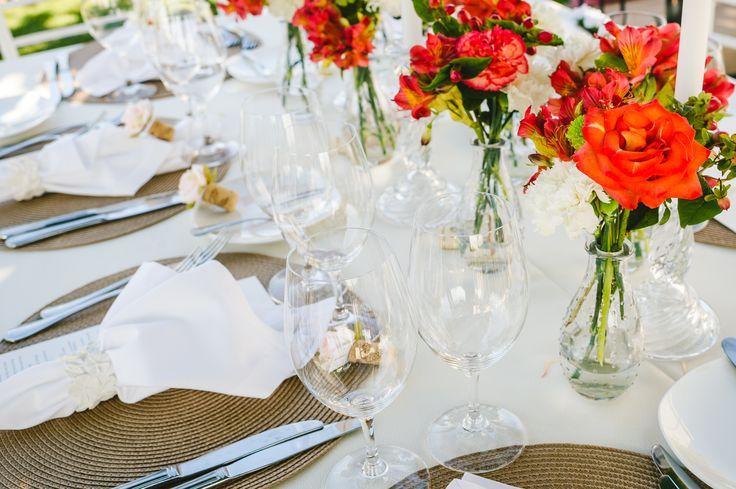 decor intimate wedding