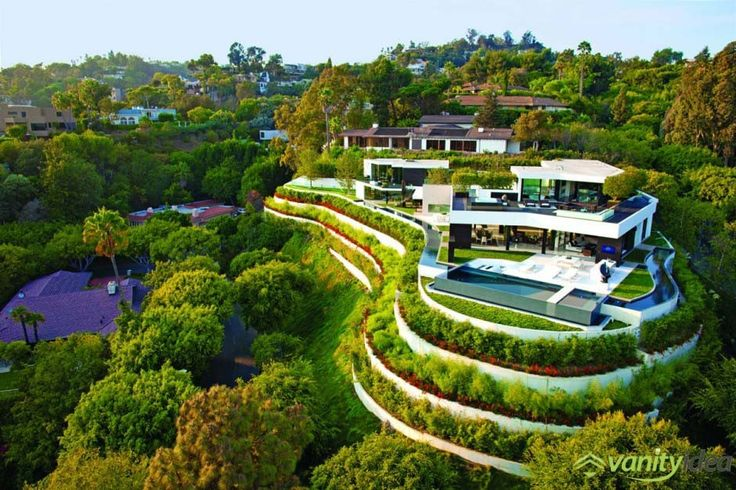 A Dream-Like Residence in Beverly Hills