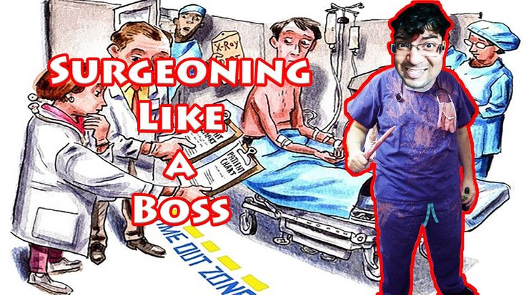 May I Cut You?   Amateur Surgeon Reaction   Don't u DIE on Me   Wond3rJay