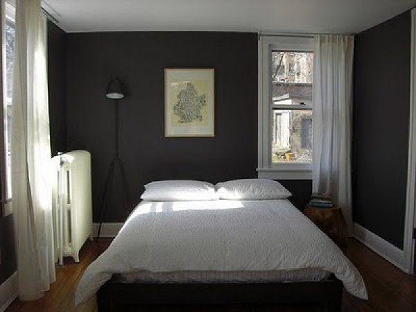 Dark Grey Bedroom Walls Classy Dark Grey Interior Design Home ...