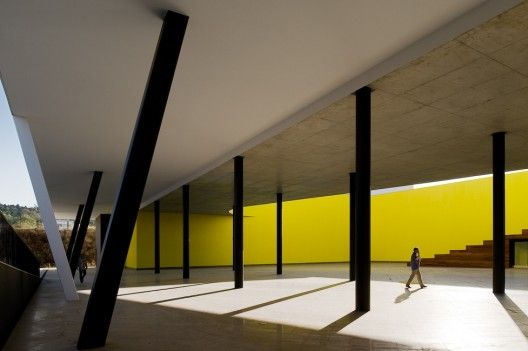School Of Music In Lisbon / João Luís Carrilho da Graça | ArchDaily