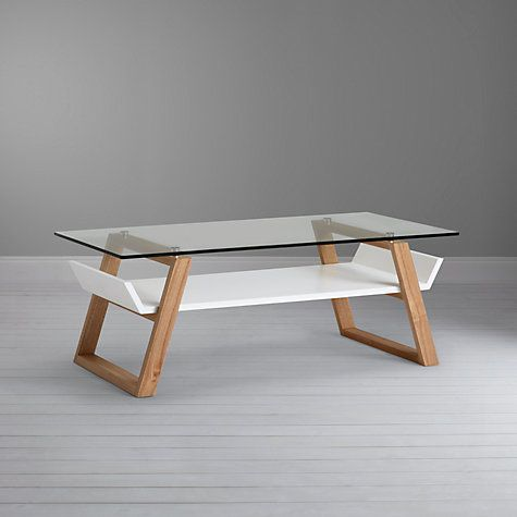 Buy House by John Lewis Airframe Coffee Table Online at johnlewis.com