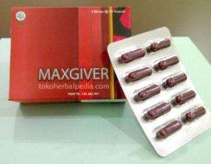 Maxgiver membantu mengobati gangguan pada liver hati Khasiat Obat Herbal Liver Maxgiver untuk: – Membantu mengobati gangguan pada penyakit liver (penyakit hati) – Mencegah dan menjaga kesehatan liver – Membantu mencegah/meminimalkan resiko kerusakan liver karena mengkonsumsi minuman beralkohol – Obat Herbal Hepatitis Maxgiver Membantu mengobati hepatitis A, B maupun C – Menguatkan fungsi liver agar tidak tertular hepatitis dari pihak keluarga yang terkena hepatitis – Menjaga kesehatan liver…