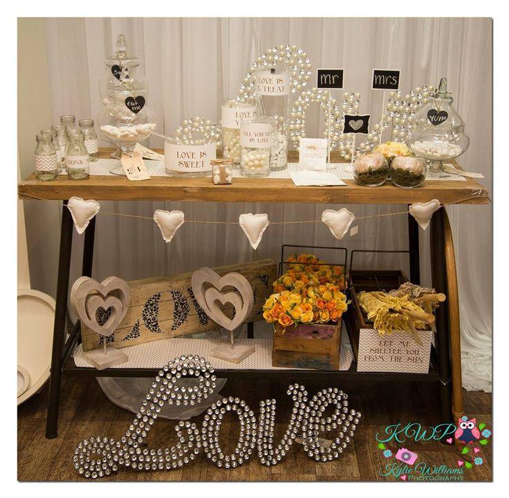Lolly Buffet Inspiration. Done by WEDDING WONDERLAND events@weddingwonderland.com.au www.weddingwonderland.com.au #wedding #lollybuffet #candy #lolly #weddingideas