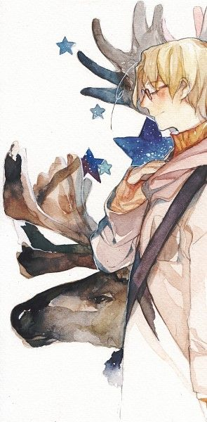 Hetalia- Canada ------------------------------- Now das a cool looking picture