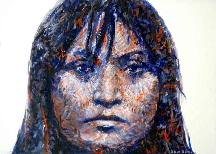 "Portrait ""Prairie Sunrise"""