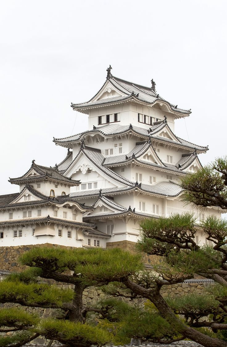 Himeji is a can't miss destination while in Japan. Make a day trip to see Himeji Castle, you won't be disappointed.