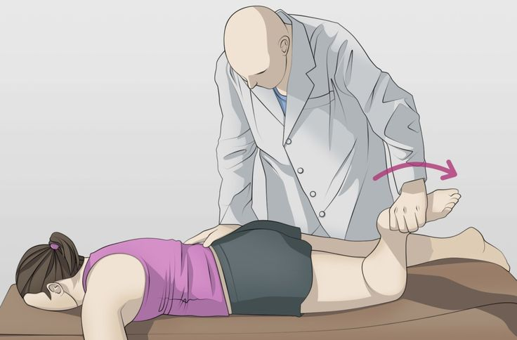 Hibb's Test is used to differentiate pain from the sacroiliac joint, hip joint and piriformis muscle. Unidad Especializada en Ortopedia y Traumatologia www.unidadortopedia.com PBX: 6923370 Bogotá, Colombia.