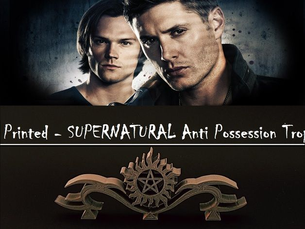 Image result for supernatural anti possession