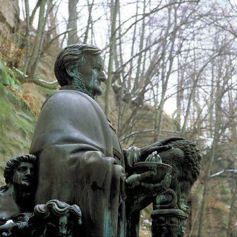 Richard Wagner Denkmal, Dresden