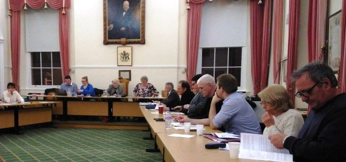 Andover Town Council Vote in New Chairman