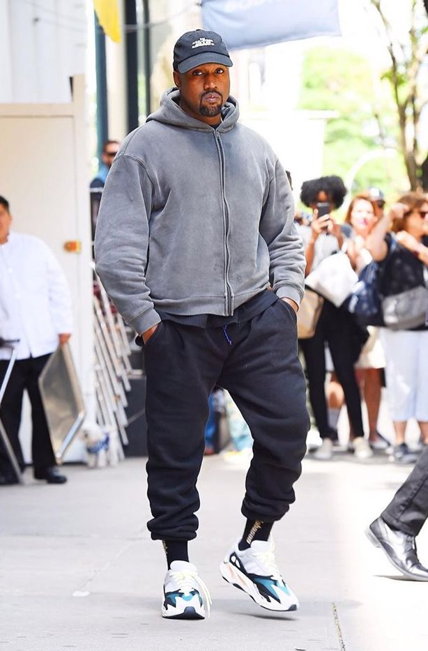 E I G E N A R T I G Gitranegie Kanye West Outfits Streetwear Men Outfits Kanye West Style