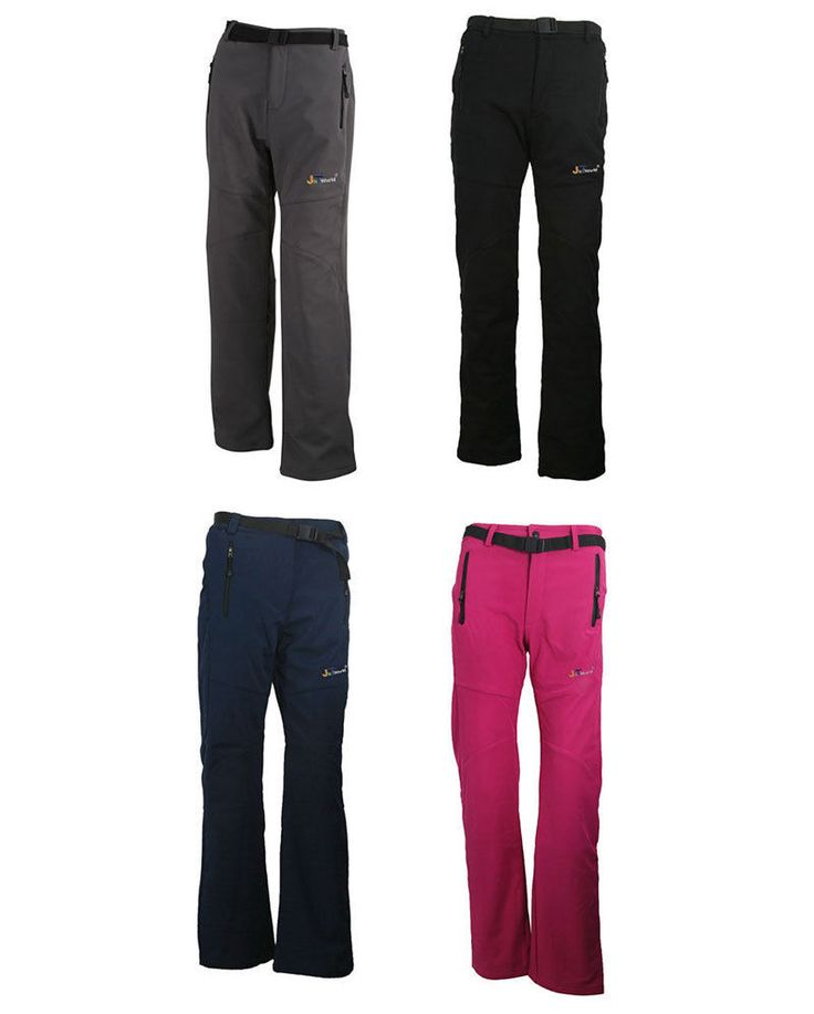 Waterproof Hiking Pants Women