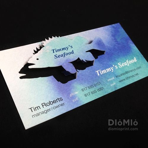 132 best unique business cards images on pinterest creative cards looking for awesome fish business cards you can find out unique fish business cards at diomioprint there are more and pretty fish business cards reheart Choice Image