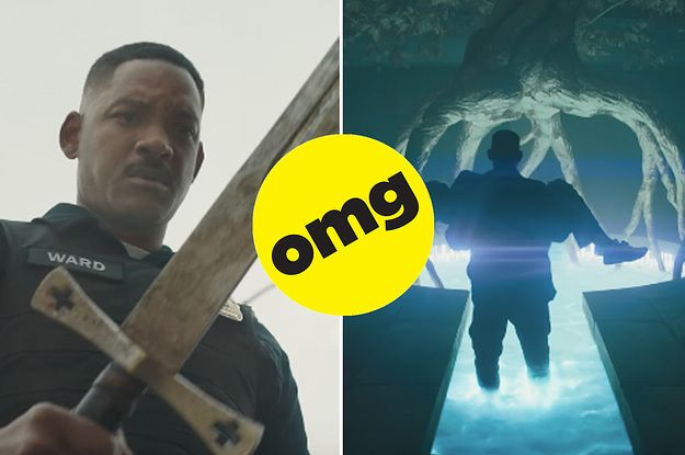 """This New Netflix Movie Looks Like If """"World Of Warcraft"""" And """"Training Day"""" Had A Baby And I'm Honestly Kind Of Into It 