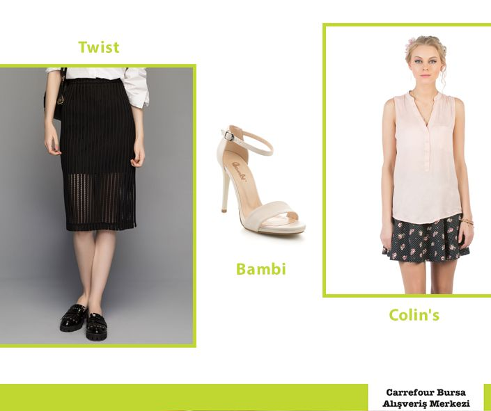 #Outfits #Bambi #Colins #Twist #BlackSkirt