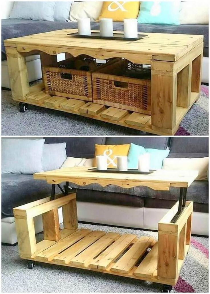 Creative Reusing Ideas for Old Wooden Pallets