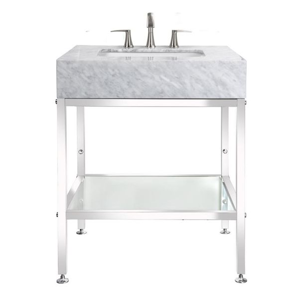 30++ Stainless steel bathroom vanities info