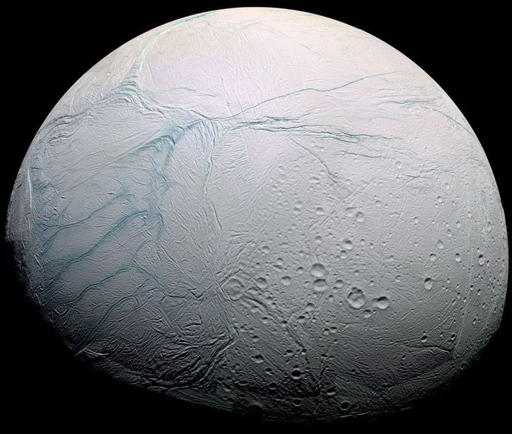 Fresh Tiger Stripes on Saturn's Enceladus Image Credit: Cassini Imaging Team, SSI, JPL, ESA, NASA, Do underground oceans vent through the tiger stripes on Saturn's moon Enceladus? Long features dubbed tiger stripes are known to be spewing ...