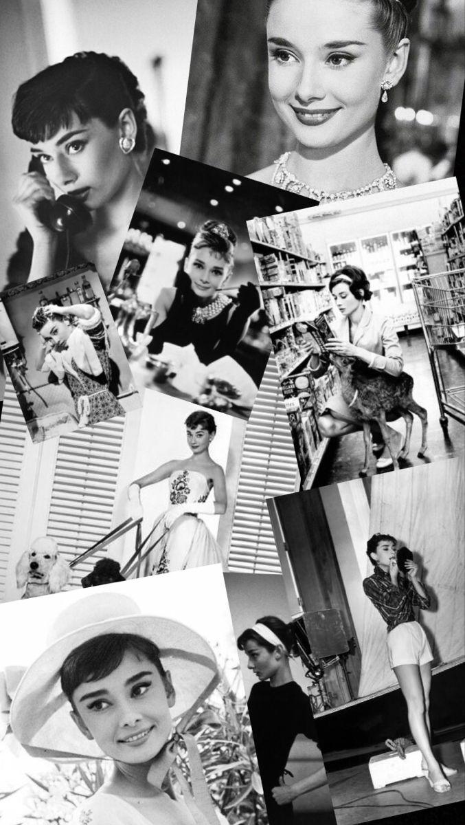 Audrey Hepburn Wallpaper In 2021 Audrey Hepburn Wallpaper Audrey Hepburn Inspired Audrey Hepburn Art