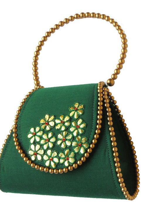 Hey, I found this really awesome Etsy listing at http://www.etsy.com/listing/163547914/emerald-green-indian-gotta-work-handmade