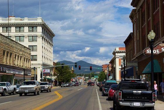 Lewistown, Montana, September, 2007