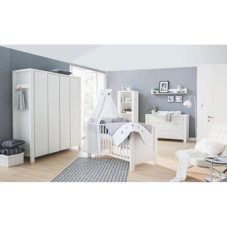 Schardt Kinderzimmer Milano weiß 4-türig extrabreit bei babymarkt.de - Ab 20 € versandkostenfrei ✓ Schnelle Lieferung ✓ Jetzt bequem online kaufen!