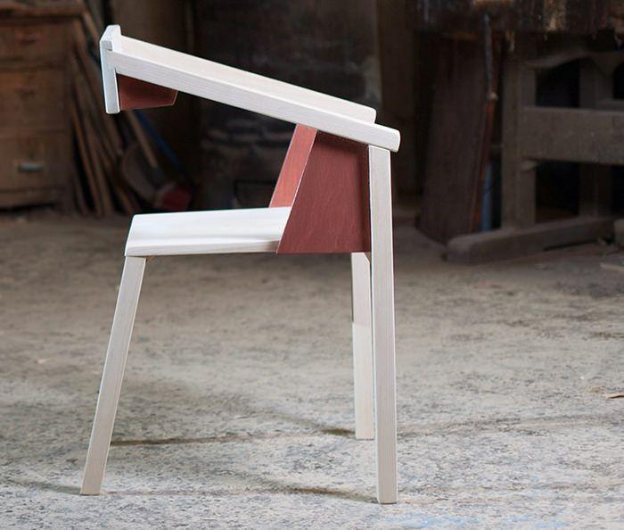 B-chair par Matteo Dallagiacoma