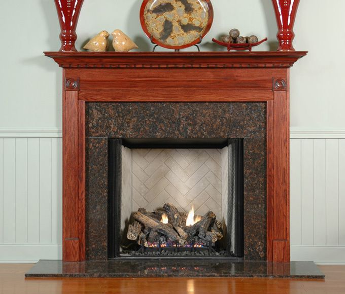 Brown Fireplace Mantel : Best tan brown granite ideas on pinterest day