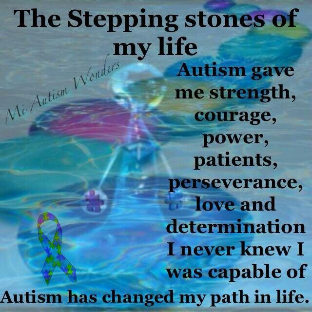 stepping stones of my life Evaluation of the stepping stones human immunodeficiency virus (hiv)  we  aimed for a breadth of insight into their lives and to move beyond 'public accounts '.