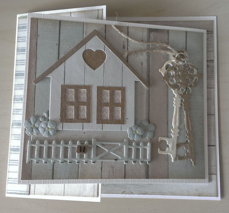 141 best new home cards images on pinterest | cards, handmade cards