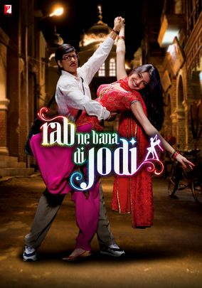 Rab Ne Bana Di Jodi (2008) Shahrukh Khan and Vinay Pathak. Suri, a mild-mannered office worker, sees his ordinary existence transform into an extraordinary love story when he falls for Taani. Gets my vote for best soundtrack!