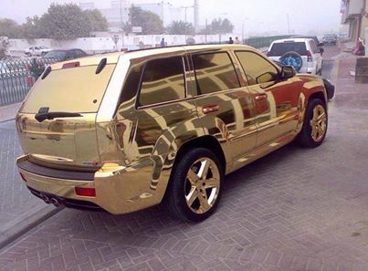 Only in Dubai.