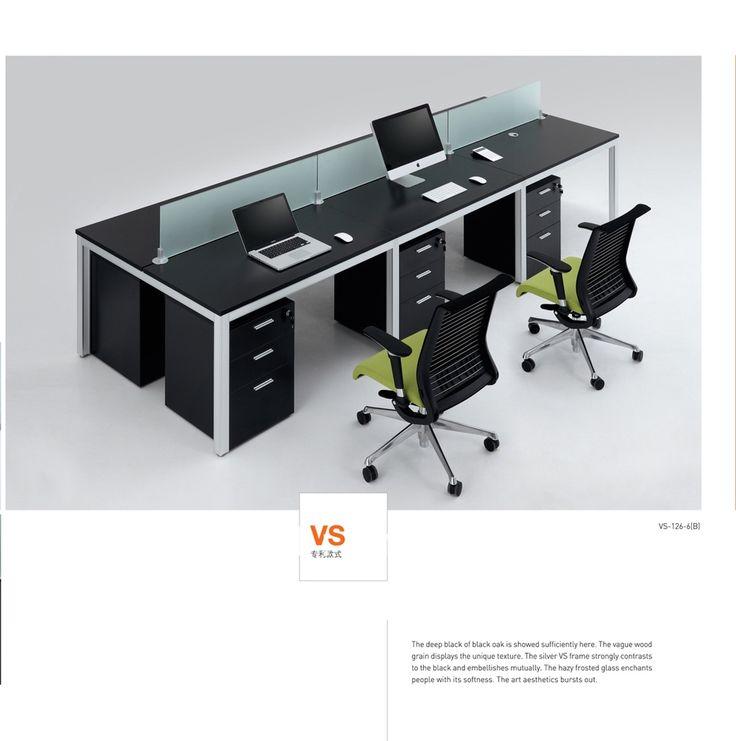 Estaciones de trabajo muebles de oficina escritorios de for Muebles de oficina office