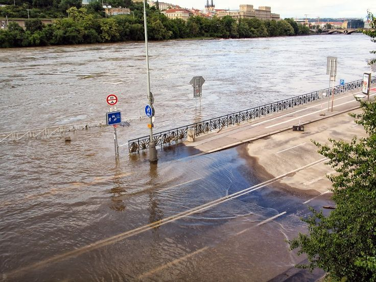 Prague floods 2013