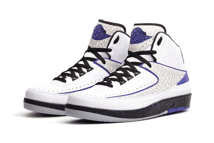 AIR JORDAN 2 RETRO DARK CONCORD