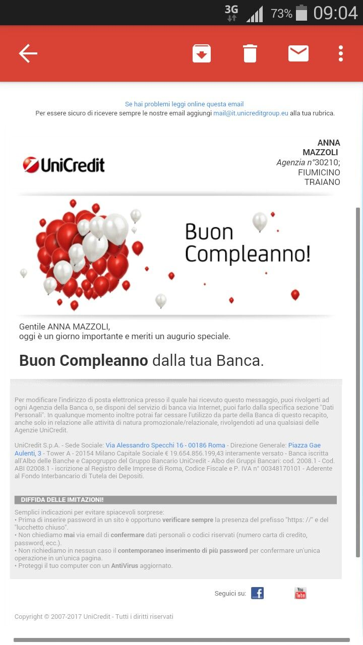 21+ Unicredit banca agenzie information