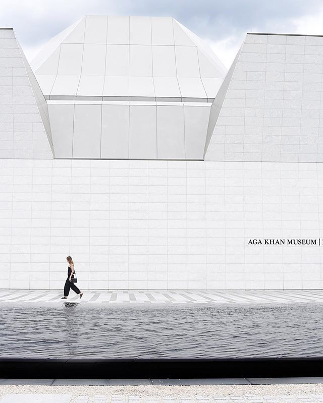 In Ontario, there are always amazing spots to be discovered. The @AgaKhanMuseum…