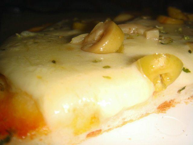 Masa para pizza (casera, italiana), pincha en la foto y veras la receta!!!
