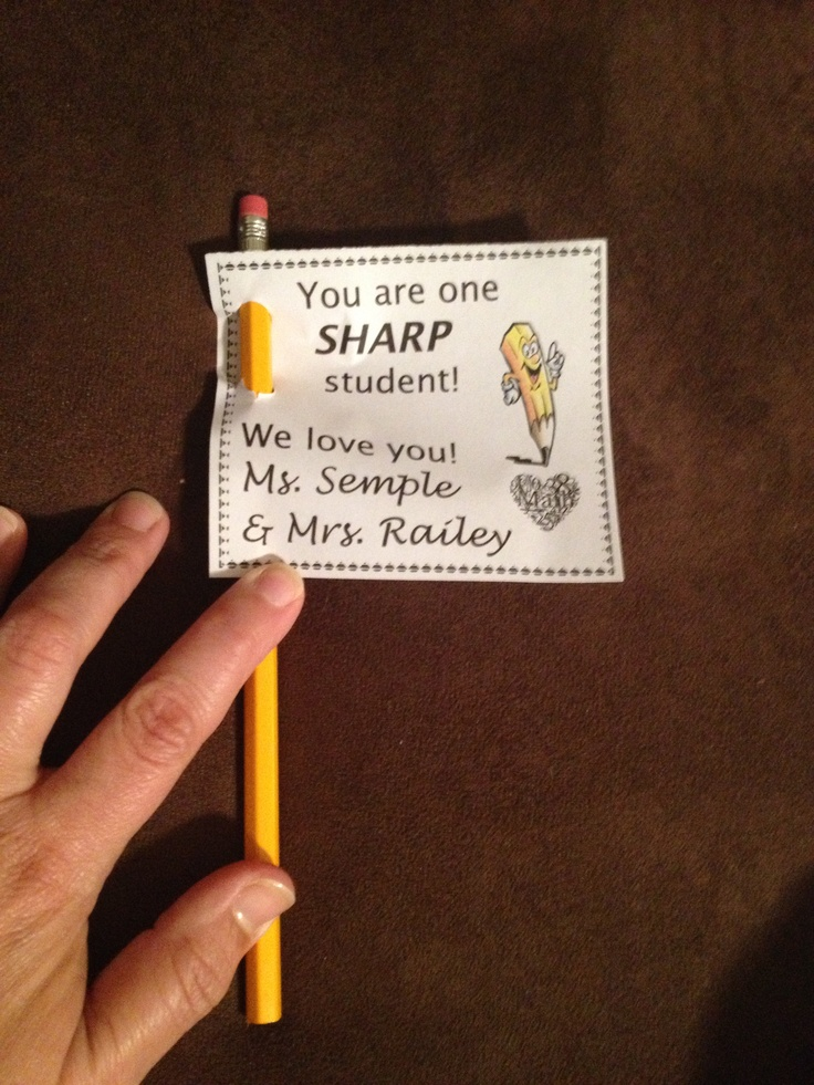 Classroom Treat Ideas ~ Best images about test prep and testing encouragement